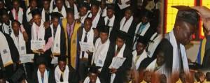 2014 Graduation in Harare